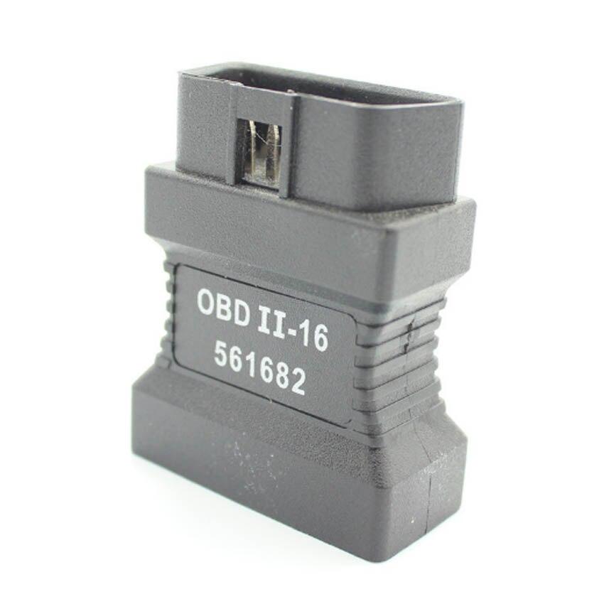 OBD2-16 Pin Stecker für Autoboss V30 DK80 Stecker Adapter Auto Diagnose Werkzeug Main16pin Interface Für Autoboss V30 Elite Scanner