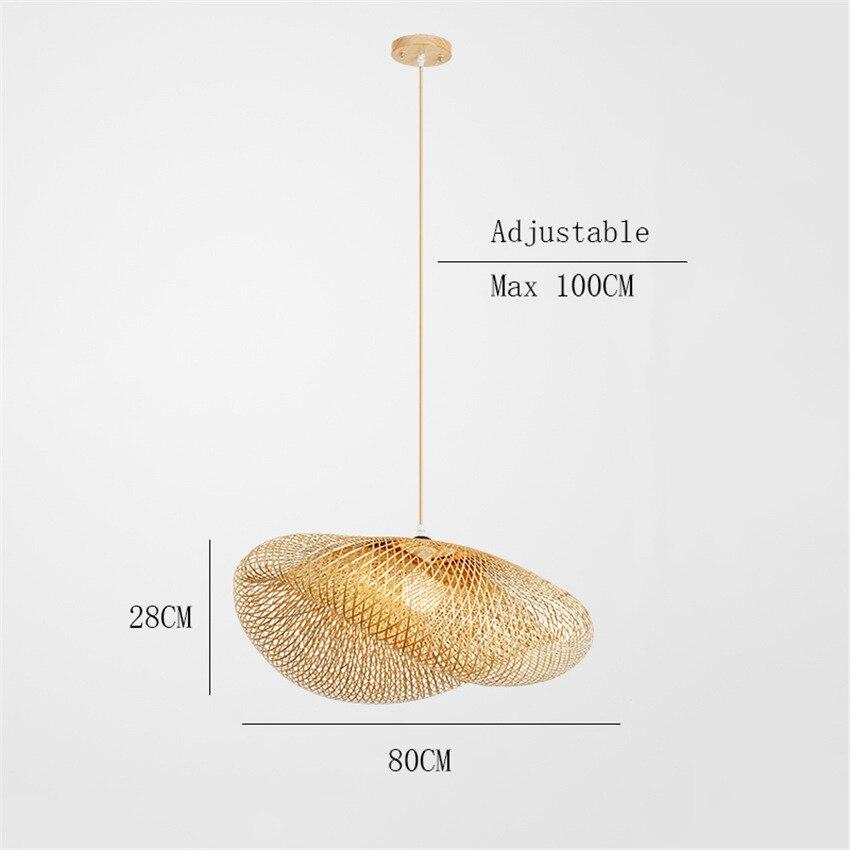 com lâmpada pendente de madeira para cozinha,