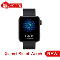 New Xiaomi Smart Watch GPS NFC WIFI ESIM Small Phone Smart Watch Android Wristwatch Sport Bluetooth Watch