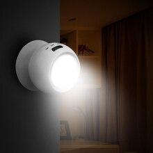 IP65espejo свет датчика движения Сид батарейках туалет ночники старинные наружного освещения сад балкон внешняя стена