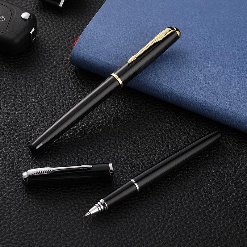 CCCAGYA A110 Klasické kovy Gelové pero Naučte se kancelářskou školu psací potřeby Dárkové luxusní pero hotel podnikání Psací potřeby kuličkové pero