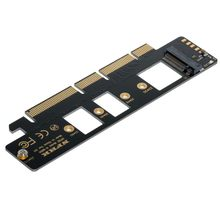 NGFF M.2 M-key NVME AHCI SSD to PCI-E 3.0 16x 4x Adapter for 110mm 80mm