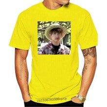 New Jungkook Hawaii Meme Mens T-Shirt Size S - 2XL Homme High Quality T Shirt