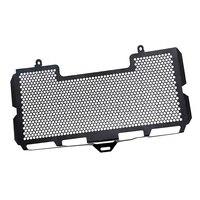 Preto grade de radiador guarda capa protector para bmw f650gs f700gs f800gs 08 17|Capô do motor| |  -