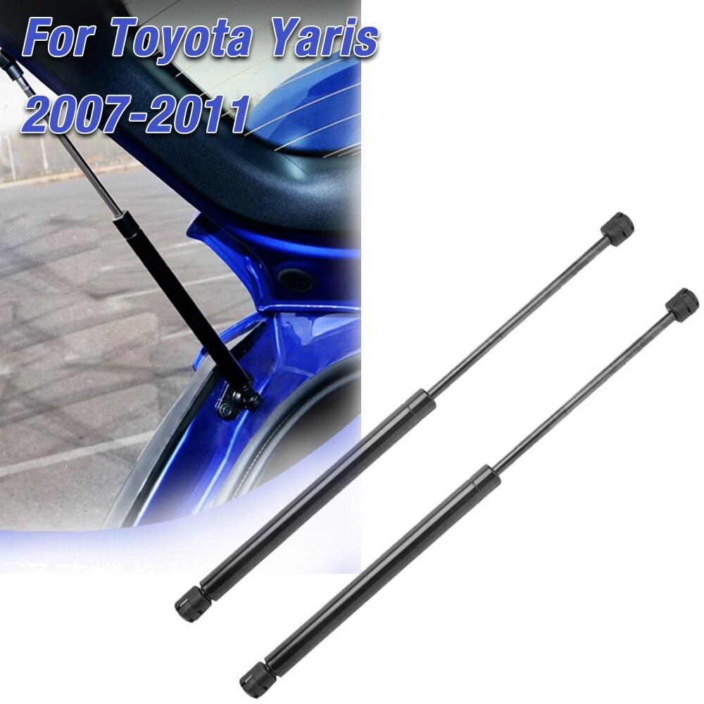Für Toyota Yaris 2007 2008 2009 2010 2011 Heckklappe Hinten Hatch Fließheck Gas Aufgeladen Lift Unterstützung 435mm zu 160mm