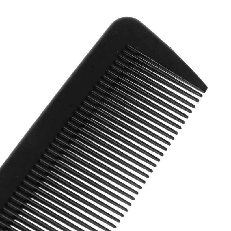 Chuyên Nghiệp Chống Tĩnh Điện Sợi Carbon Lược Cắt Tóc Salon Làm Tóc Tạo Kiểu Tóc Cao Cấp Chịu Nhiệt Độ Bàn Chải Di Động Beau