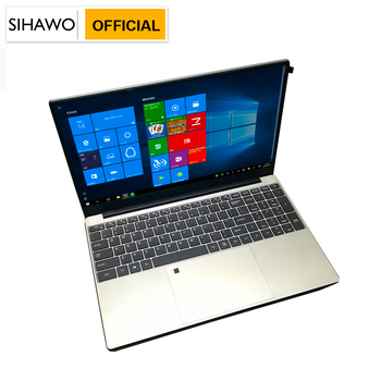 SIHAWO ApolloBook Plus Ryzen7 2700U Processor 20GB DDR4 RAM 512GB SSD Laptops with Radeon RX Vega 10 GPU 15.6-in. Win10 Notebook