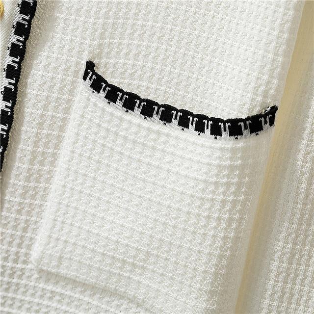 Женский трикотажный тонкий свитер мягкий теплый кардиган с длинным