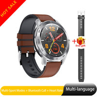 DT98 Smart Watch HD Screen IP68 Waterproof Sport Tracker Men Bluetooth call ECG Detection Heart Rate Smart Watch for Android Ios|Smart Watches| |  -