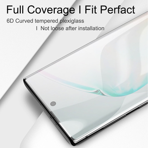 Image 4 - Glass for Samsung Galaxy Note 10 Plus S10 Plus S10e S10 5g Tempered Protective Glass Film Screen Protector for Samsung Note 10+