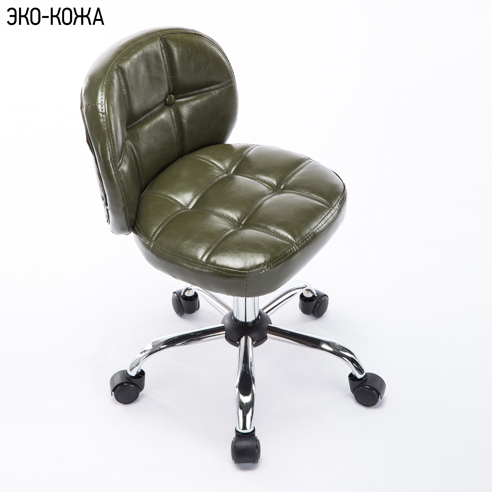Best seller Computer stool home small with backrest swivel chair bar chair stool For coffee shop