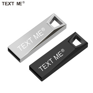 TEXT ME USB2.0 4GB 8GB 16GB Flash Drive Pendrive 32GB 64GB Memory Stick USB Creative Pendrive