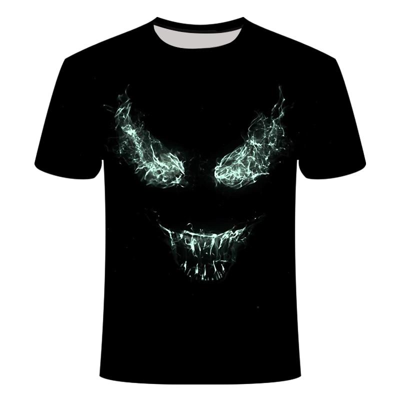 "Новинка, Мужская Футболка Venom, футболка ""Марвел"", 3D принт, футболка s, мужская, женская, Повседневная футболка, футболка для фитнеса, футболки, топы - Цвет: TX-161"