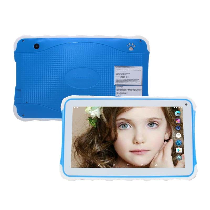 2020 New Arrival  7 Inch X708  Gift Kids Tablet WIFI 1GB+8GB Android 6.0.1 1024x600 IPS  Quad-Core