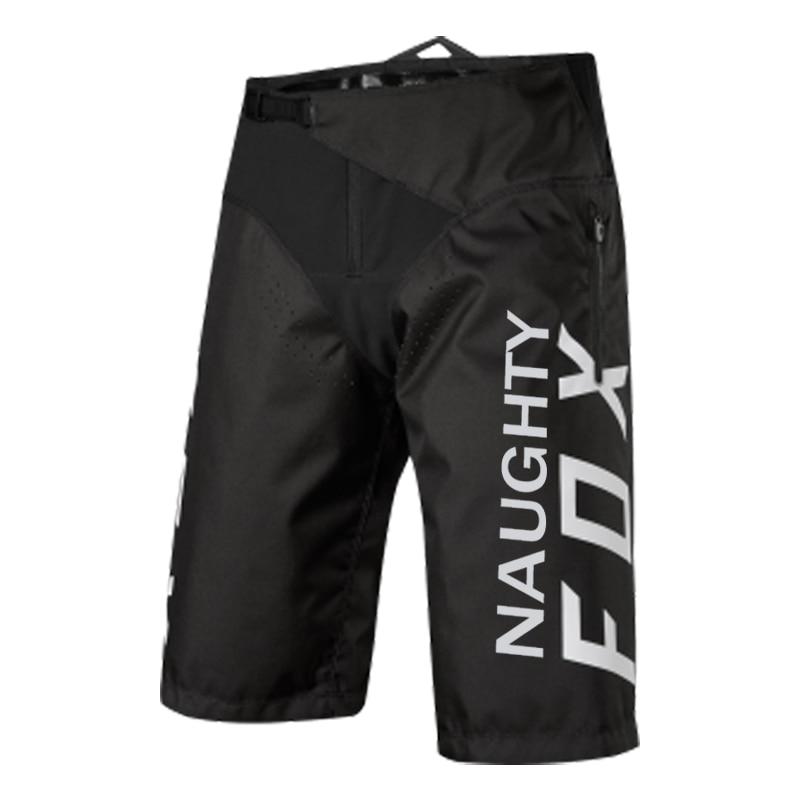 Mountain Dirt Bike Racing Pants MTB Sports Riding Breathable Motocross Bicycle Shorts