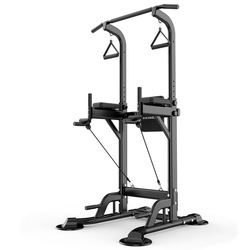 Pull-ups indoor fitness machine Multifunctional  Single/Parallel Bar Pull Up Trainer Body Buliding Arm Back Exercise