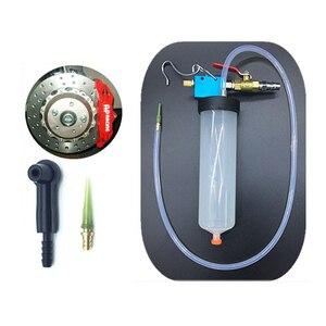 Image 3 - Autoรถน้ำมันเบรคเปลี่ยนเปลี่ยนเครื่องมือไฮดรอลิคน้ำมันปั๊มน้ำมันBleederที่ว่างเปล่าExchange Drainedชุด
