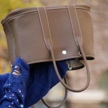 Женская сумка из высококачественной натуральной кожи на заказ