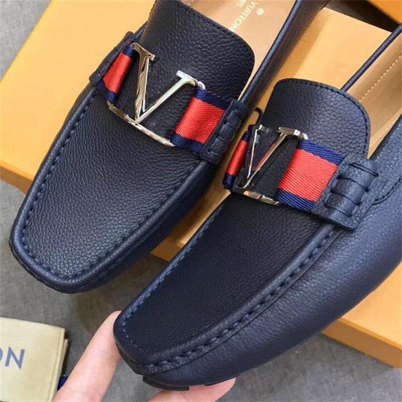 Sapatos masculinos novos para 2020 de alta qualidade dos homens do plutônio couro segurança moda sapato masculino vinage clássico mocassins sapatos soulier homme hc986