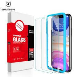 На Алиэкспресс купить стекло для смартфона smartdevil screen protector for iphone 11 pro max 7 8 plus curved tempered glass for iphone x xs max xr screen protector