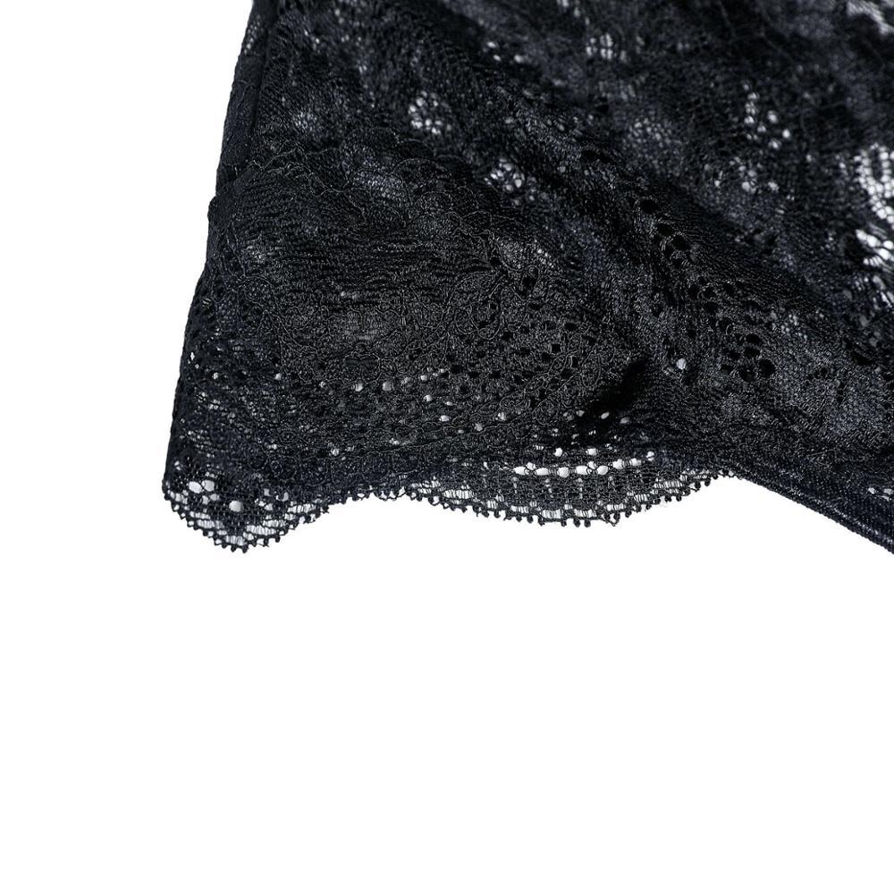 Volwassen sexy Belang pyjama Lingerie voor dames Sexy see through jurk - 6