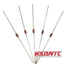 Бесплатная доставка 20 шт. терморезистор NTC MF58 3950 B 5% 1% 5K 10K 20K 50K 100K 502 103 203 503 Ом R датчик термистора