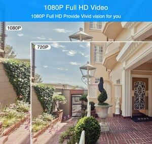 Image 5 - ホームセキュリティipカメラwifiナイトビジョン速度ドームcctvカメラ屋外ミニカマラwifiビデオ監視ipcam wifi 5MP p2P