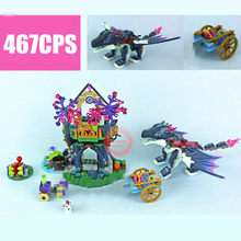 ใหม่ Elves Rosalyn's Healing Hideout Fit Legoings Fairy Elves ตัวเลข(China)