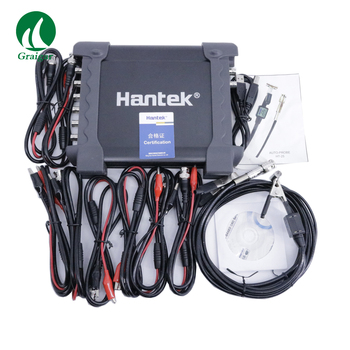 HOT SALE 1008C 8 Channel PC Virtual automobile Oscilloscope/data acquisition card/ 8 channel programmable signal generator hantek 1008a digital pc usb oscilloscope generator vehicle 8channels testing 2 4msa s 2 0 interface automotive programmable