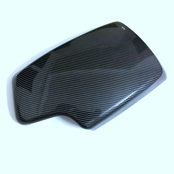 For BMW 3 Series F30 F34 318 320Li 3Gt Central Armrest Box Panel Abs Carbon Fiber Interior Modification
