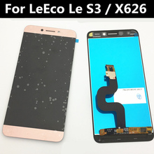 For Letv LeEco Le S3 X626 LCD Display Touch Screen+glass film Digitizer Assembly Replacement Accessories все цены