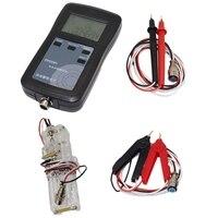 4 líneas Yr1035 batería de litio de alta precisión Detector de resistencia interna instrumento Ni Mh/Ni Botón de CD probador de batería enchufe de la UE