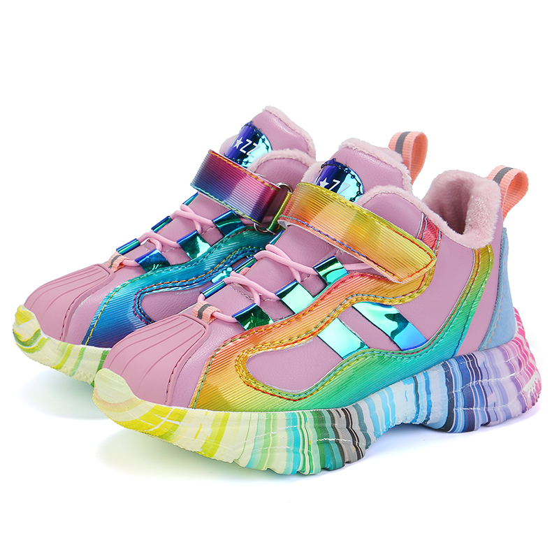 2019 Autumn Kids Sneakers Girls Shoes Boys Fashion Casual Children Shoes for Girl Sport Running Child Shoes Chaussure Enfant|Sneakers| |  - title=