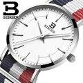 Новинка  швейцарские женские часы Бингер  люксовый бренд  ультратонкие  ограниченная серия  водонепроницаемые кварцевые наручные часы  B-3050W