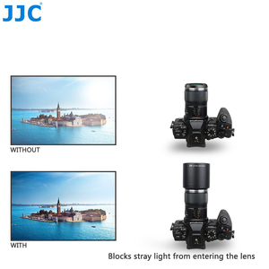 Image 5 - JJC הפיך מצלמה עדשת הוד עבור אולימפוס M. ZUIKO הדיגיטלי ED 60mm F2.8 מאקרו עדשה מחליף אולימפוס LH 49 עדשת הוד צינור