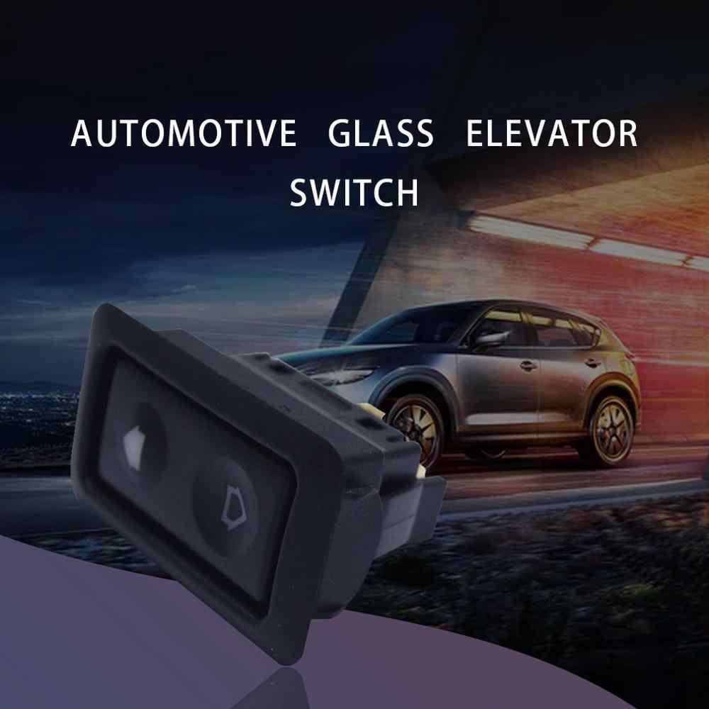 6Pin 12 Voor 24 v Zwarte Auto Schakelaar Ruitbediening Met Elektronische Componenten
