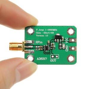 Image 4 - Detector de frecuencia logarítmica AD8317, medidor de potencia de 1M 10000MHz