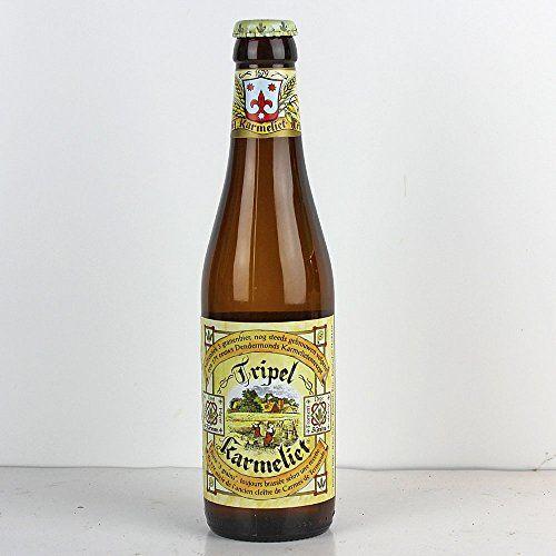 BRASSERIE BOSTEELS Karmeliet Tripel Biere Blonde - 33 Cl - 8,4 %