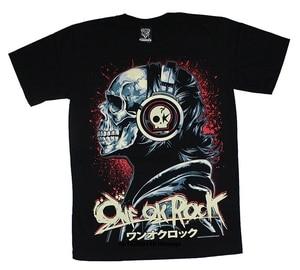 funny t shirts Men's Fashion One Ok Rock 35xxxv Heartache Casual T-Shirt