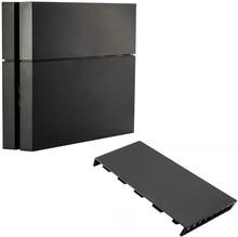 PS4 Chắc Chắn Mờ Đen HDD BAY Cứng Bao Vỏ Ốp Lưng Thay Thế Dán Mặt Lưng Cho Máy Chơi Game PlayStation 4 Tay Cầm Chơi Game Acccessories