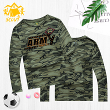Children's wear outdoor long-sleeved kids camouflage t-shirt boys and girls casual wear hot sale kids cartoon boys and girls long sleeved t shirt casual clothing gray kitty pink black free shipping available