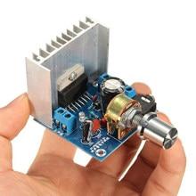 Panneau d'amplification TDA7297 Version B, DC 9-15V, 15W x 2, Module de puissance Audio numérique, stéréo, double canal, 15W + 15W