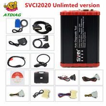 SVCI 2020 SVDI 2018 FVDI 2018 OBD2 Key programmer all function of VVDI2 SVCI 2020 2019 V2015 FVDI J2534 No Limited Fvdi 2020
