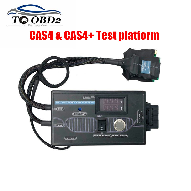 New Type for <font><b>BMW</b></font> CAS4 CAS4+ Test Platform for <font><b>BMW</b></font> <font><b>CAS</b></font> 4 Support Off-site key programming test Platform free shipping image