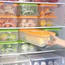 5/1 pc Холодильник коробка для хранения ящик свежих закусок