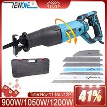 Säbelsäge Handsäge Saber Sah Sierra Sabel 710W/900W/1050W/1200W metall holz fleisch knochen rohr schneiden sägeblatt kit