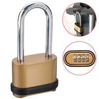 4 자리 숫자 조합 암호 잠금 조합 자물쇠 아연 합금 보안 잠금 서랍 캐비닛 도어 하드웨어