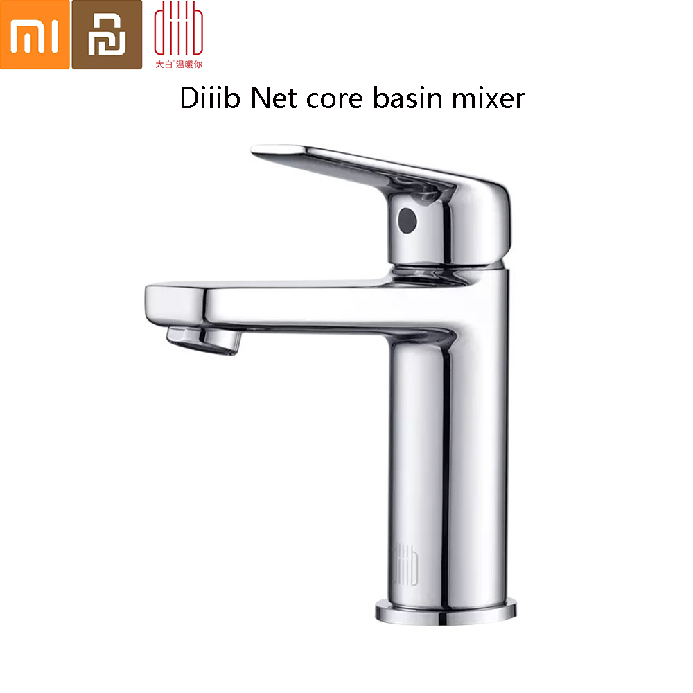 Diiib Dabai смеситель для ванной комнаты Смеситель для горячей и холодной воды с одной ручкой крепление на палубу со шлангом NEOPERL барботер керами...