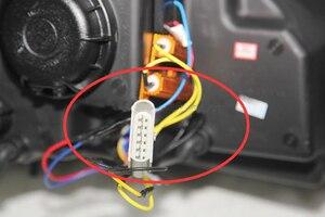 Image 5 - 1998 ~ 2005y 자동차 범퍼 헤드 라이트 메르세데스 벤츠 w220 헤드 라이트 s280 s320 s350 s500 s600 led drl hid 안개 w220 헤드 램프