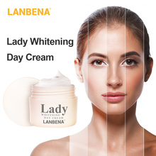 LANBENA Face Cream Lady Whitening Day Cream Facial Care Anti Wrinkle Anti Aging Moisturizing Acne Treatment Nourishing Skin Care lanbena whitening face cream moisturizing nourishing hydrolyzed pearl anti wrinkle anti aging repairing smoothing skin care 35g
